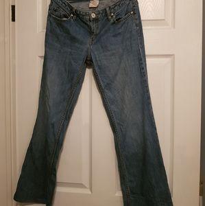 Banana Republic Boot Cut Stretch Denim Jeans